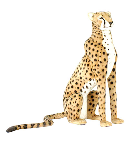 HANSA Sitting Cheetah toy 110cm