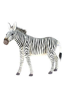 HANSA Zebra plush toy