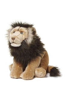WWF Lion soft toy