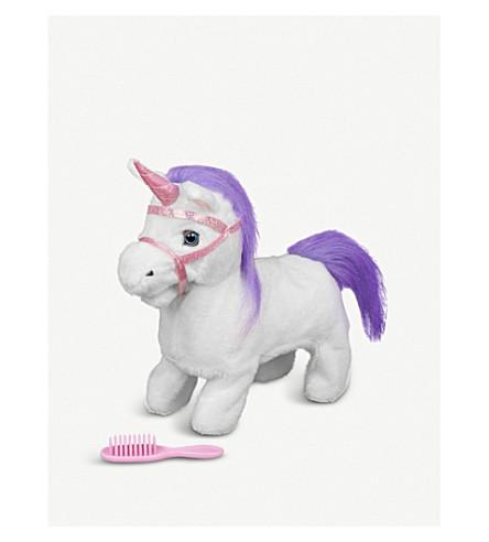 UNICORN UNIVERSE Animated unicorn toy