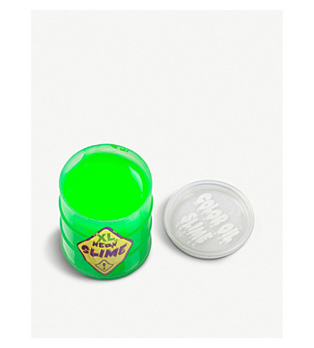 POCKET MONEY XL Neon Slime