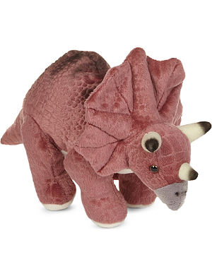 LIVING NATURE Triceratops dinosaur toy