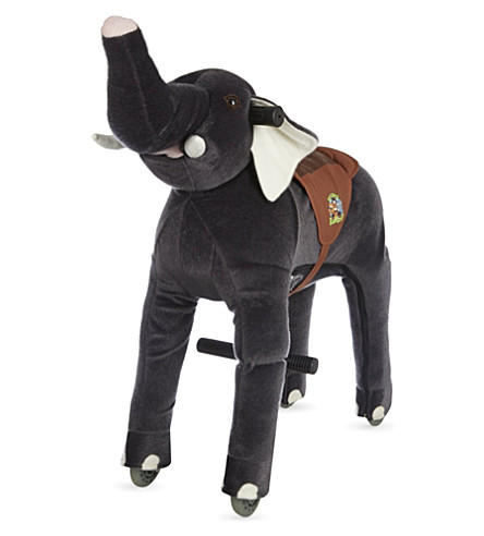 ANIMAL-RIDING Small elephant ride-on toy (Grey