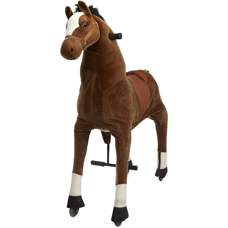 Animal Riding Large Horse Ride On Toy