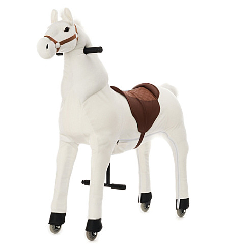 ANIMAL-RIDING Large horse ride-on toy