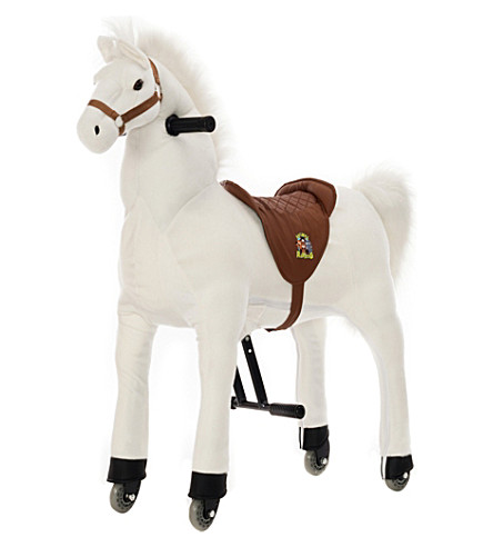 ANIMAL-RIDING Medium horse ride-on toy