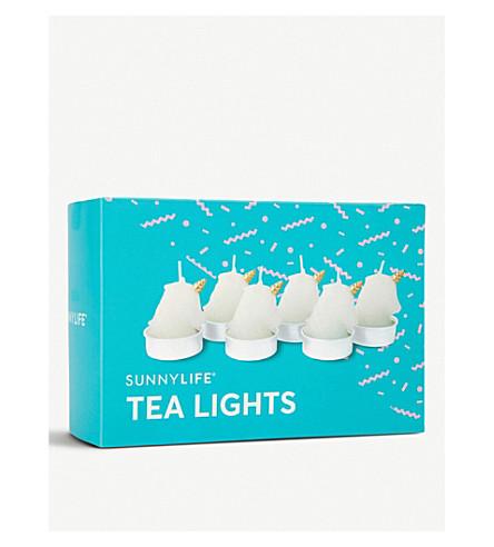 UNICORN UNIVERSE Unicorn tea lights set of six