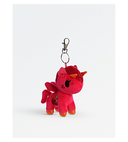 UNICORN UNIVERSE Tokidoki Peperino Unicorno keyring