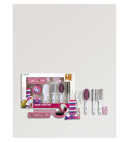 UNICORN UNIVERSE Despicable Me hair care set