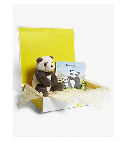 JELLYCAT Harry Panda hamper