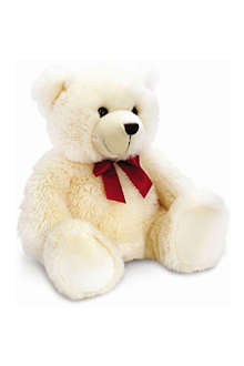 KEEL 120cm Harry bear cream