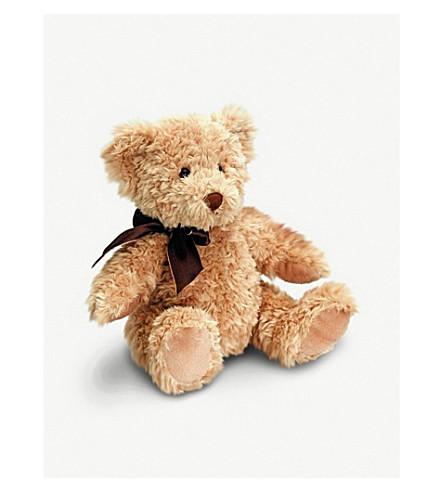 KEEL SHERWOOD 熊柔和毛绒玩具20厘米