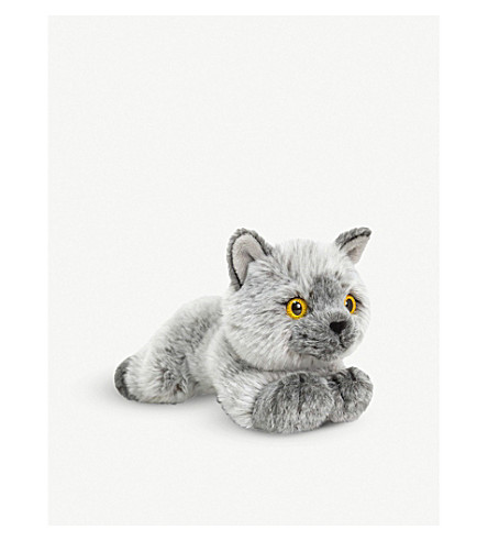 KEEL British Shorthair cat plush 30cm