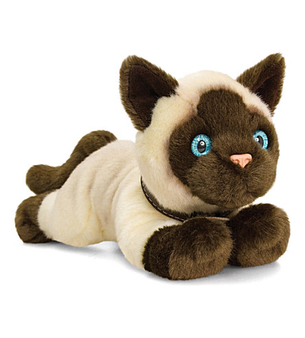 KEEL Siamese cat plush 30cm