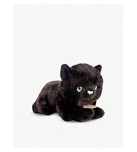 KEEL Black cat plush 30cm