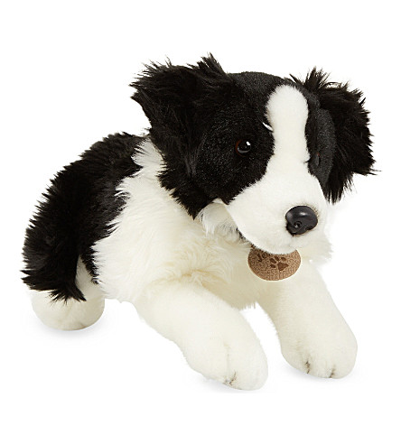 KEEL Jessie 35cm border collie plush toy