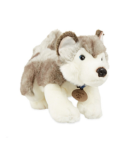 KEEL Storm husky plush 35cm