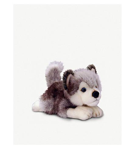 KEEL Storm husky soft toy 50cm