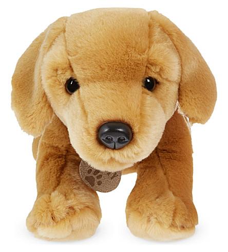 KEEL Monty labrador plush 35cm