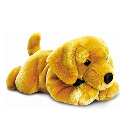 KEEL Monty the labrador puppy toy 50cm