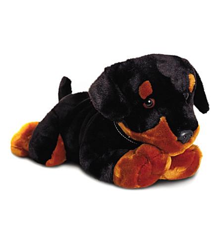 KEEL Ronnie rottweiler puppy toy 90cm
