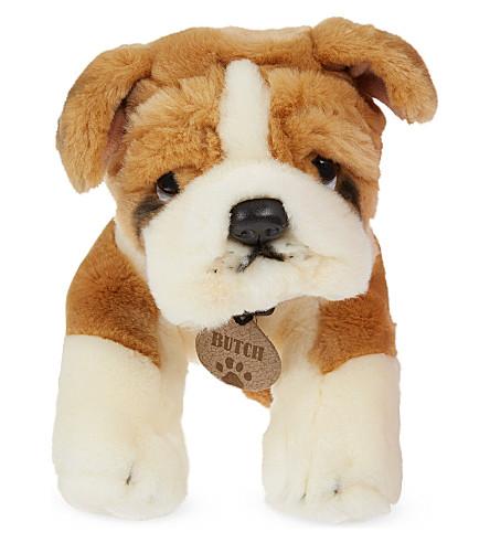 KEEL Butch 35cm bulldog plush