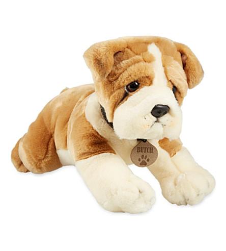 KEEL Butch 50cm bulldog plush