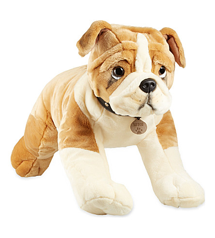 KEEL Butch bulldog soft toy 90cm