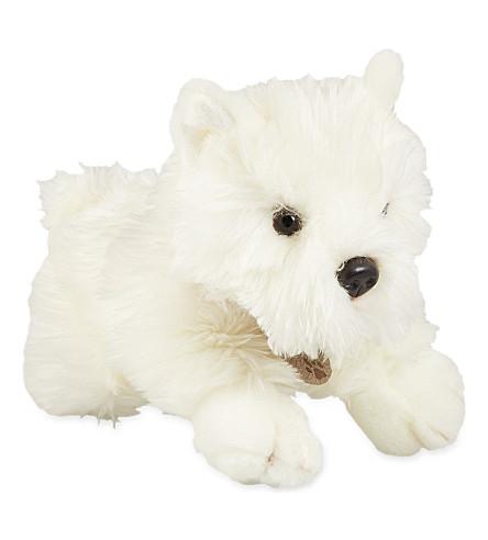 KEEL Angus westie puppy plush 35cm