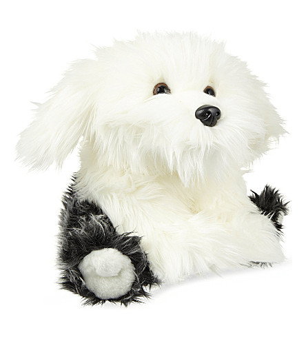 KEEL Sheepdog soft plush toy 35cm