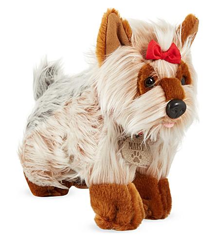 KEEL Maisy Yorkie soft toy 35cm