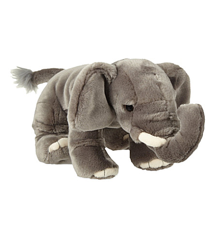 KEEL Elephant soft plush toy 30cm