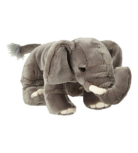 KEEL Elephant soft plush toy 30cm