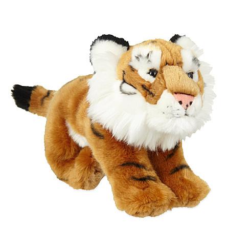 KEEL Tiger soft plush toy 33cm