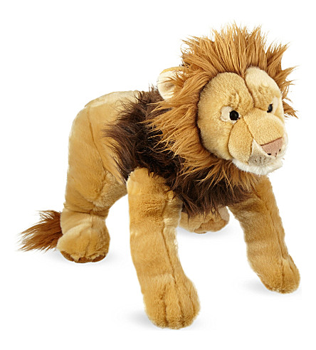 KEEL Lion soft plush toy 58cm