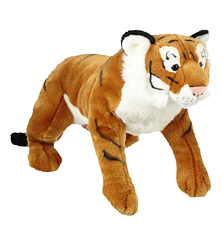 KEEL Tiger soft plush toy 58cm