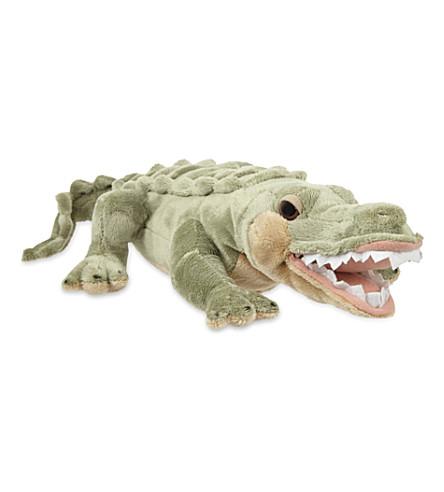 KEEL Alligator soft plush toy 45cm