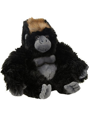 KEEL Gorilla soft plush toy 20cm