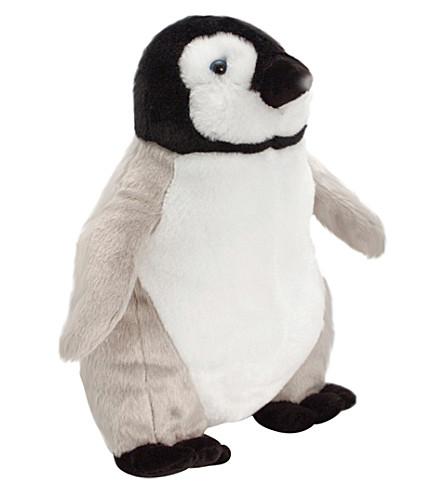 KEEL Baby emperor penguin soft toy