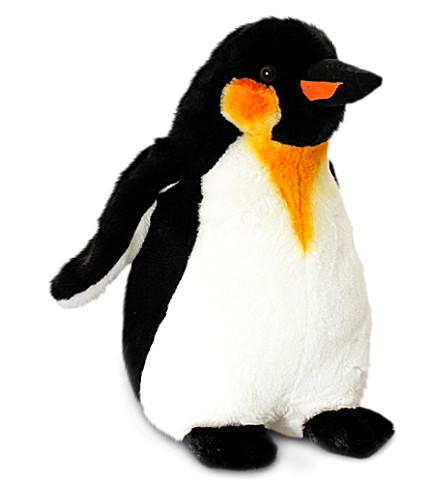 KEEL Penguin soft toy 30cm