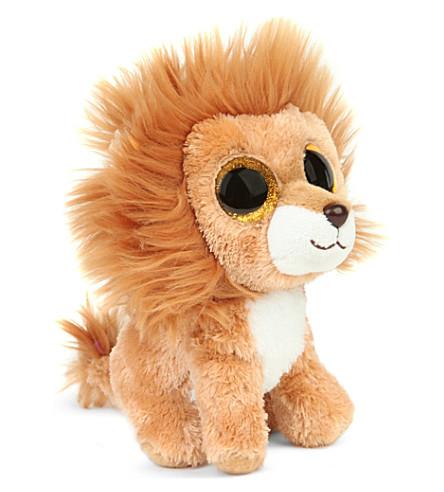 TY Beanie boos lion plush toy