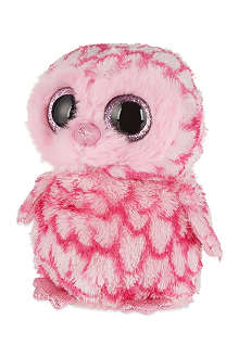 TY Beanie Boos Pinky small plush