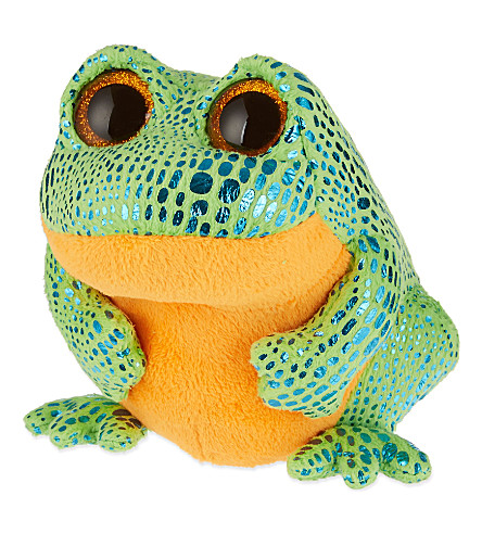 TY - Beanie boos speckles frog plush  0caa8a5c722