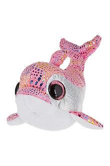 TY Beanie boos sparkles dolphin plush