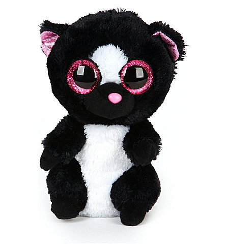 TY Beanie Boos Flora the skunk plush toy