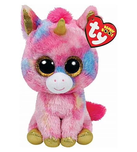 UNICORN UNIVERSE Fantasia beanie boo toy
