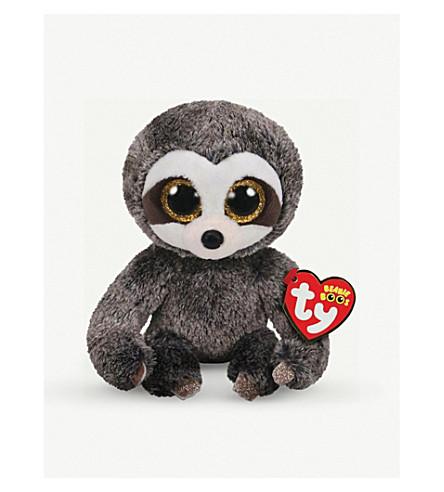 TY - Beanie Boo Dangler sloth soft toy 10cm  852d056e9141
