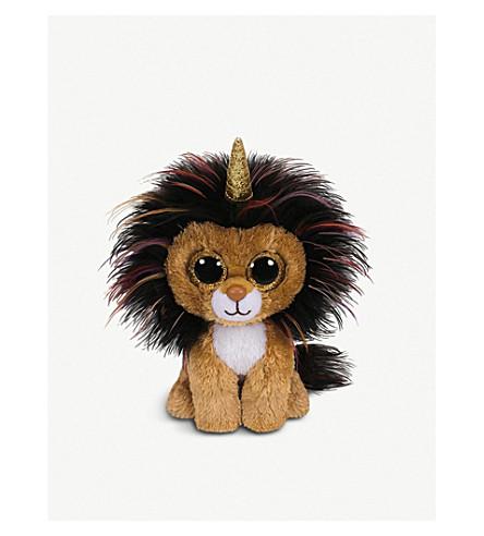 TY - Beanie Boo Ramsey lion soft toy 10cm  c5dcf5284b56