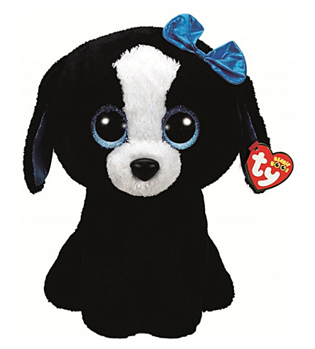 TY Boo Buddie Tracey Cat soft toy