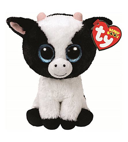 TY Beanie Boo Butter Cow soft toy